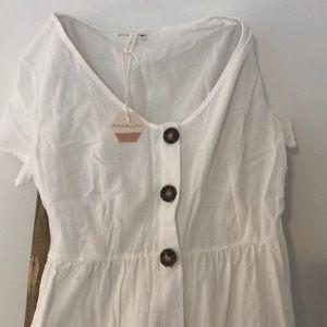 Pinkblush Dresses - White dress